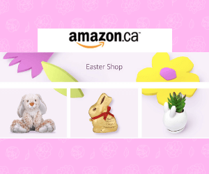 40% Off Easter Essentials at Amazon