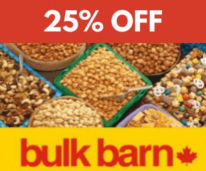 Valuable Bulk Barn Coupons