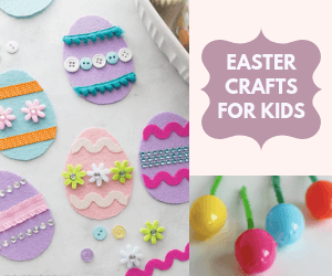 Easter Crafts For Kids: Free Printables & More