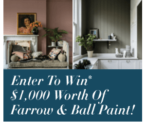 Win $1,000 Worth of Paint from House & Home