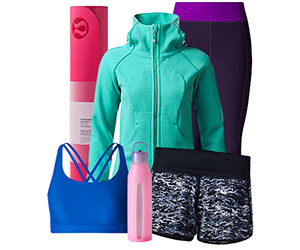 Exclusive Lululemon Athletic Gear Giveaway
