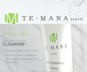 Free Te Mana Skincare Sample