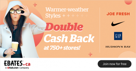 ebates spring savings