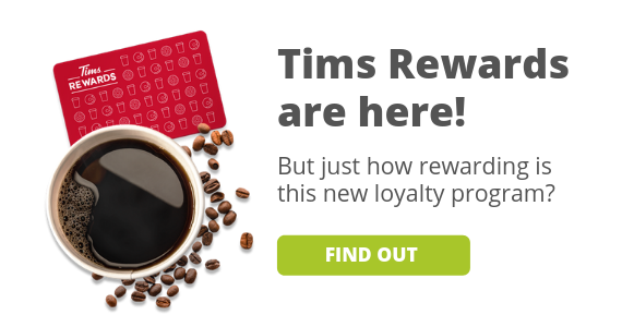 Tims Rewards are here