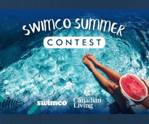 Canadian Living Contest: Win $1,000 Worth of Swimwear