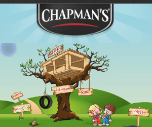 Chapman's Kids Club: Earn Free Prizes