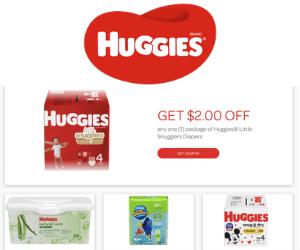 Free Huggies Coupons