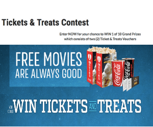 Win Free Landmark Passes & Treats