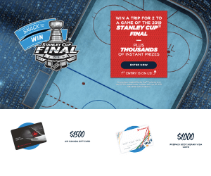 Win a Trip to the Stanley Cup & More From Oikos