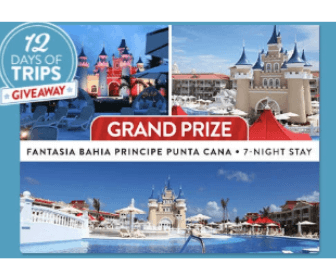 Win a Free Trip From Redtag Travel
