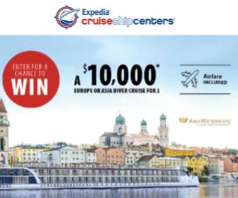 Win a Free European Or Asian Cruise