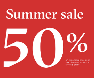 Aldo Summer Sale: 50% Off
