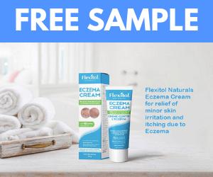 Free Flexitol Naturals Eczema Cream