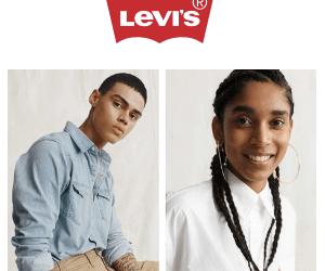 25% Off Levi's