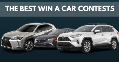 Win a Car Canada Contests 2019: Cars, Free Gas, & More