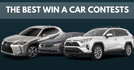 win a car canada