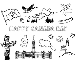 Canada Day: Free Printables, Craft Ideas & More