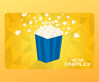 Win Free Movies for a Year at Cineplex!