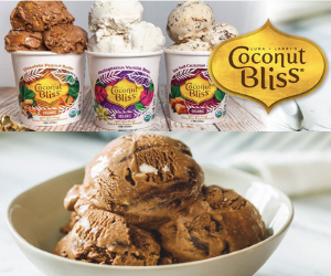 Free Coconut Bliss Ice Cream