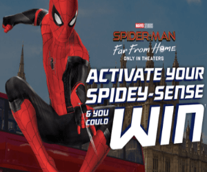 Doritos Far From Home Sweepstakes