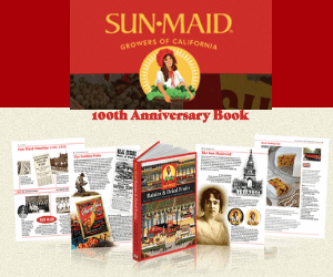 Free Sun-Maid Recipe Book