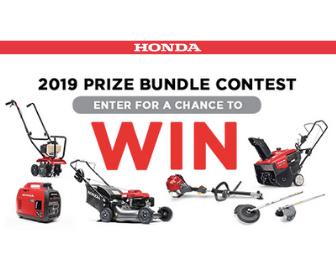 Win A $3,500 Honda Prize Pack
