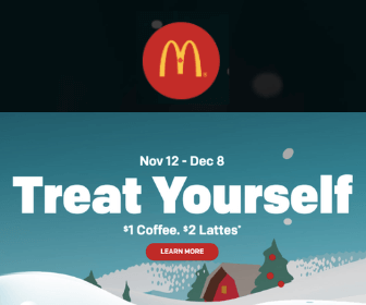 McDonald's Deal: $1 Coffees