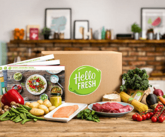 $25 Off HelloFresh