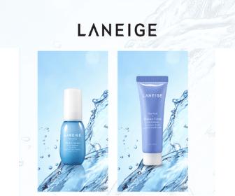 Free Laneige Skincare Samples