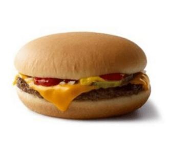Free McDonald's Cheeseburgers