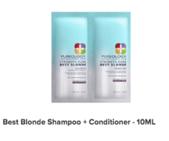 Free Pureology Shampoo Samples