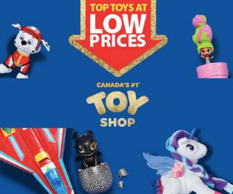 Deals & Cashback on Toys at Walmart