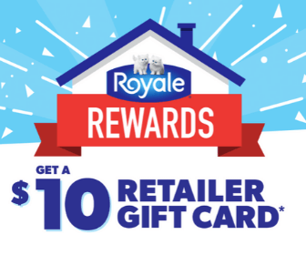 Royale Freebie: $10 Gift Card