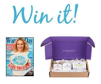 Free Woman's Day Magazine + Win A Gift Set