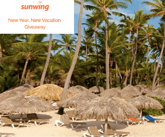 Win a Free Trip to Punta Cana from Sunwing