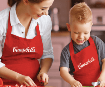 Free Campbell's Apron With Purchase