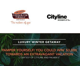 Cityline Contest: Win A $3,000 Vacation