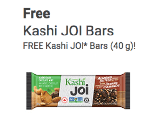 Free Kashi Bars