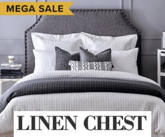 60% Off at Linen Chest