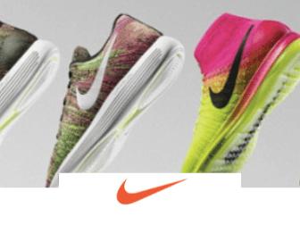 50% Off at Nike