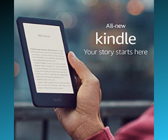 Save 29% on the All-New Amazon Kindle