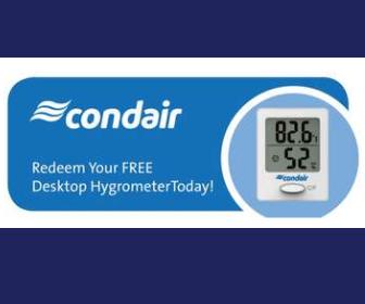Condair Free Hygrometer