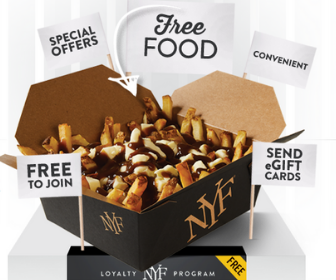 New York Fries: Get a Free Poutine