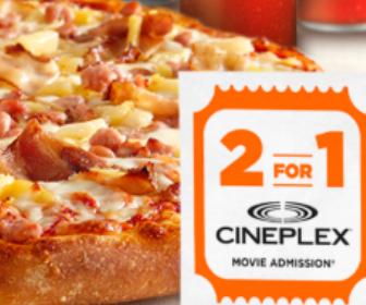 Pizza Pizza Special: Pizza+Movie