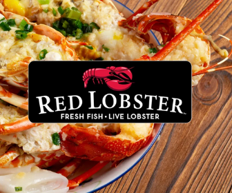 Red Lobster: Free Dessert or Appetizer