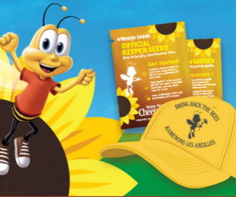 Cheerios: Free Seeds
