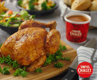 Swiss Chalet: Buy a Family Pak and Get a Chicken for $5