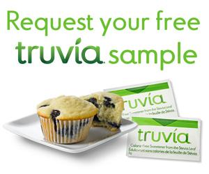 Free Truvia Samples & Coupon