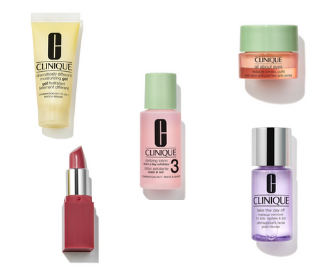Clinique: Free Samples with Purchase