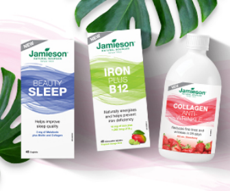 Win your Favorite Jamieson Product